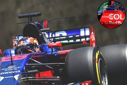 Toro Rosso STR12: Heckflügel