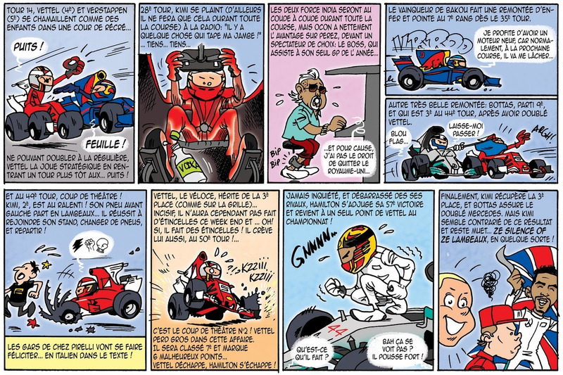 Le GP de Cirebox - Grande-Bretagne 3