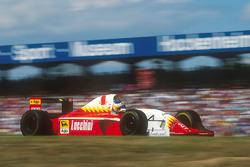 Мікеле Альборето, Lola T93/30 Ferrari