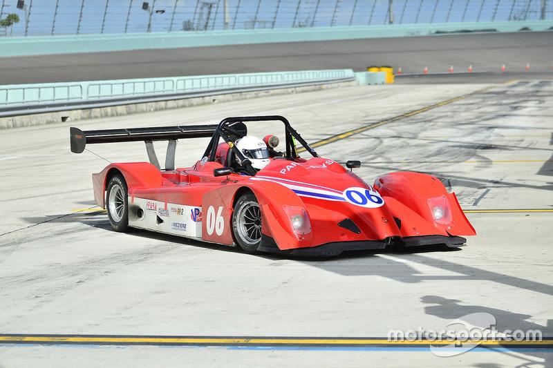 #06 FP1 Radical SR8 driven by Victor Chanoski & Alan Chanoski of AAF