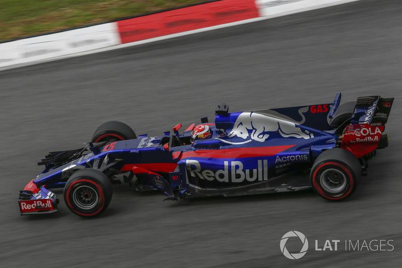 14. Pierre Gasly, Scuderia Toro Rosso STR12