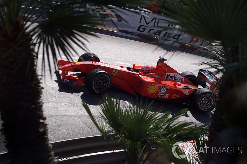 ferrari f2001 michael schumacher - photo #28