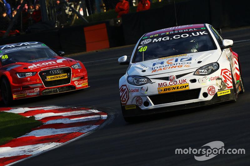 Aron Taylor-Smith, MG Racing RCIB Insurance MG Motor MG 6 GT