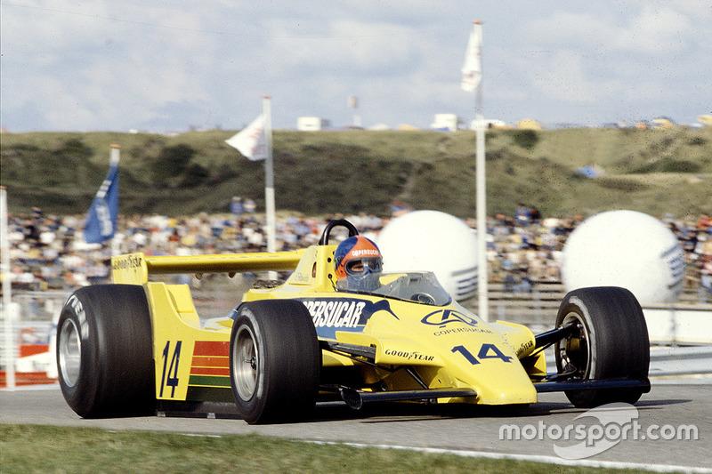 Емерсон Фіттіпальді, Fittipaldi F6A Ford