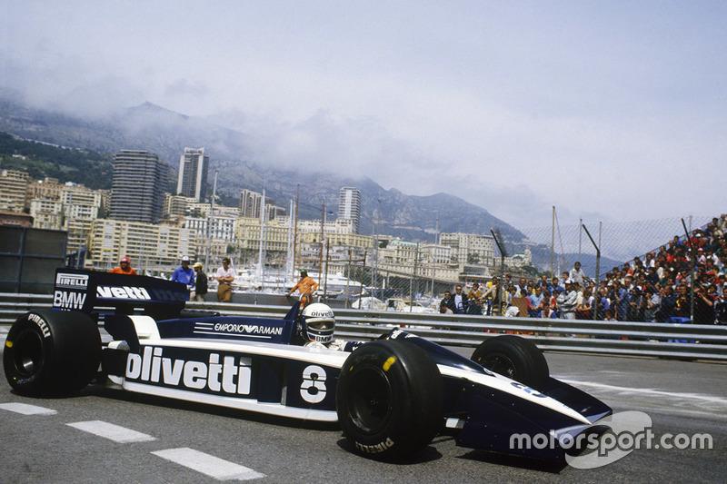 Brabham BT55