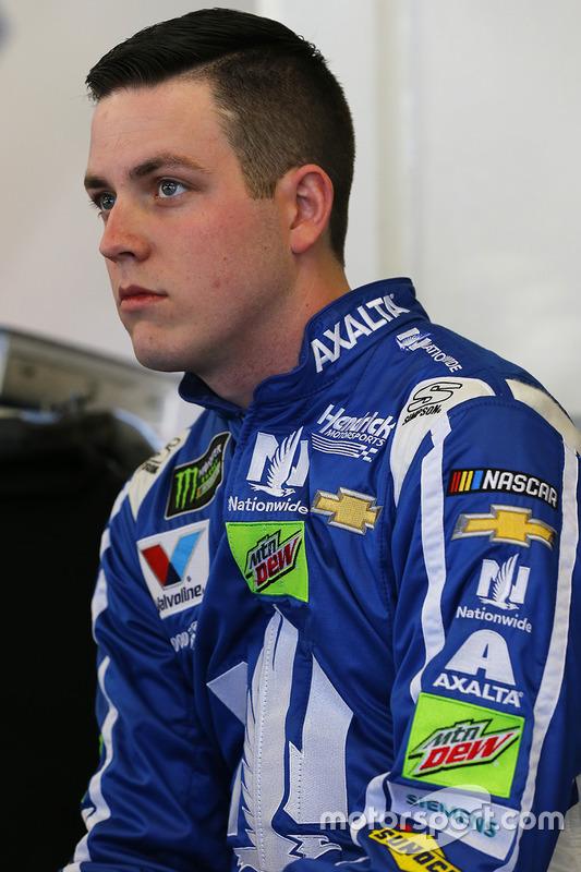 Alex Bowman, Hendrick Motorsports, Chevrolet