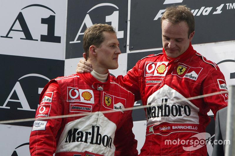#58 GP d'Autriche 2002