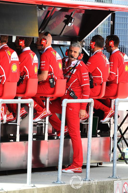 Керівник команда Ferrari Мауріціо Аррівабене