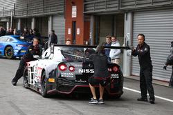 #23 Nissan GT Academy Team RJN Nissan GT-R Nismo GT3: Alex Buncombe, Lucas Ordonez, Katsumasa