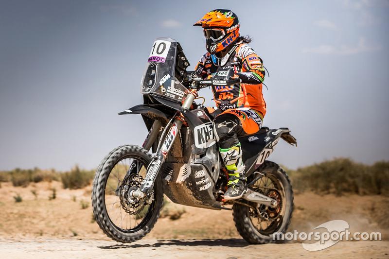 #10 KTM: Laia Sanz