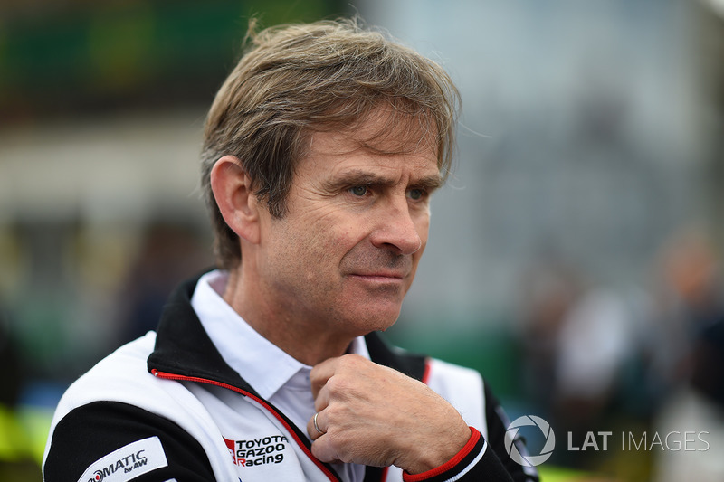 Технічний директор Toyota Racing Паскаль Васселон