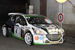 Cédric Althaus, Jessica Bayard, Peugeot 208 T16 R5