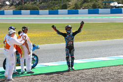Le vainqueur Aron Canet, Estrella Galicia 0,0