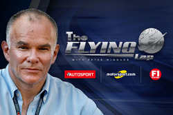 The flying lap with Peter Windsor