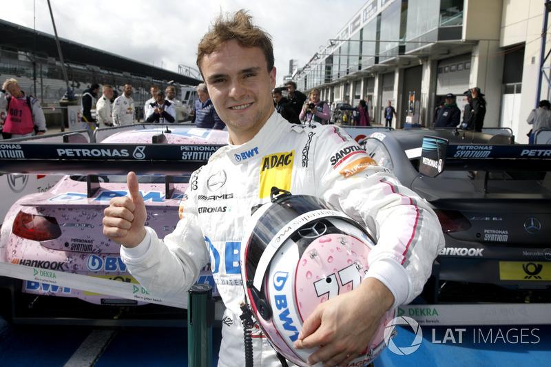Lucas Auer (Mercedes) – 131 Punkte