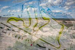 Peta Trek KymiRing
