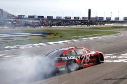 Winner Martin Truex Jr., Furniture Row Racing Toyota