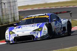 #25 Team Tsuchiya Toyota MC86: Takamitsu Matsui, Kenta Yamashita