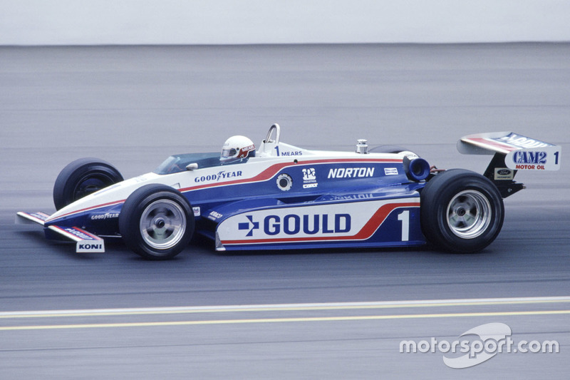 1982 - CART: Rick Mears (Penske-Cosworth PC10)
