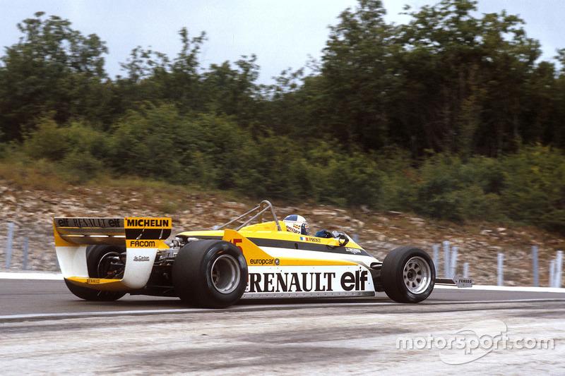 1982: Renault RE30B