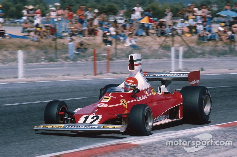 Ferrari 312T (1975-1976)