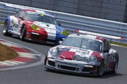 porsche GT3 challenge cap japan