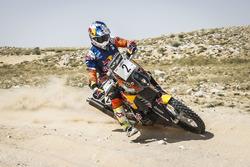 Sam Sunderland, Qatar Desert Challenge