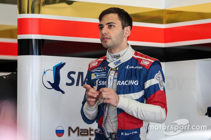 Matevos Isaakyan, AVF