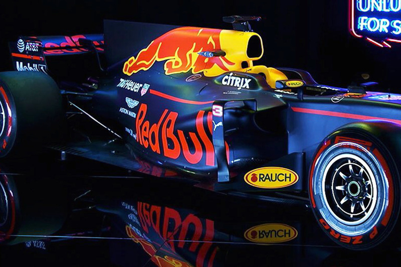 Red Bull Racing RB13, detalle