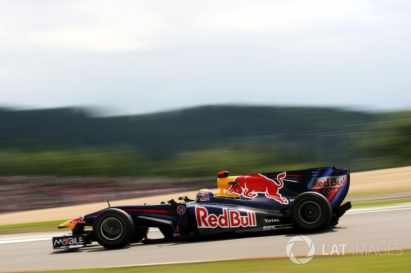 2009: Mark Webber, Red Bull Racing RB5