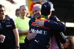 Helmut Markko, Danışman, Red Bull Racing ve yarış galibi Daniel Ricciardo, Red Bull Racing