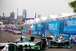 Lucas di Grassi, Audi Sport ABT Schaeffler, Nelson Piquet Jr., Jaguar Racing