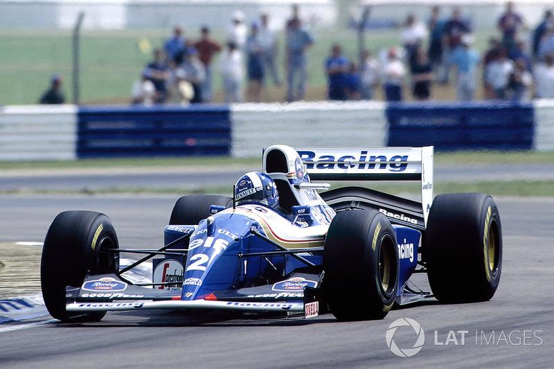 1994 год: Дэвид Култхард, Williams FW 16 Renault