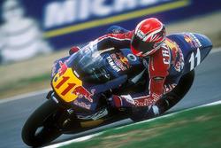 Simon Crafar, Red Bull Yamaha Team