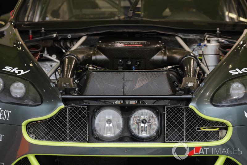 Aston Martin Racing, dettaglio