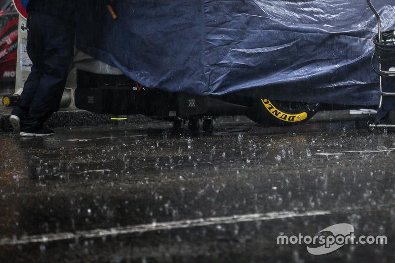 #32 United Autosports Ligier JSP217 Gibson