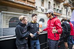 Santino Ferrucci, Trident, Jack Aitken, ART Grand Prix, Sean Gelael, PREMA Racing