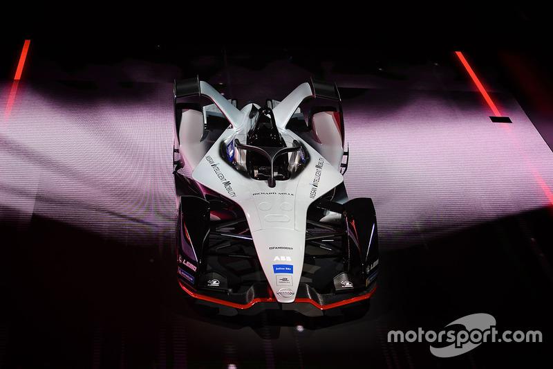 Nissan Formula E unveil