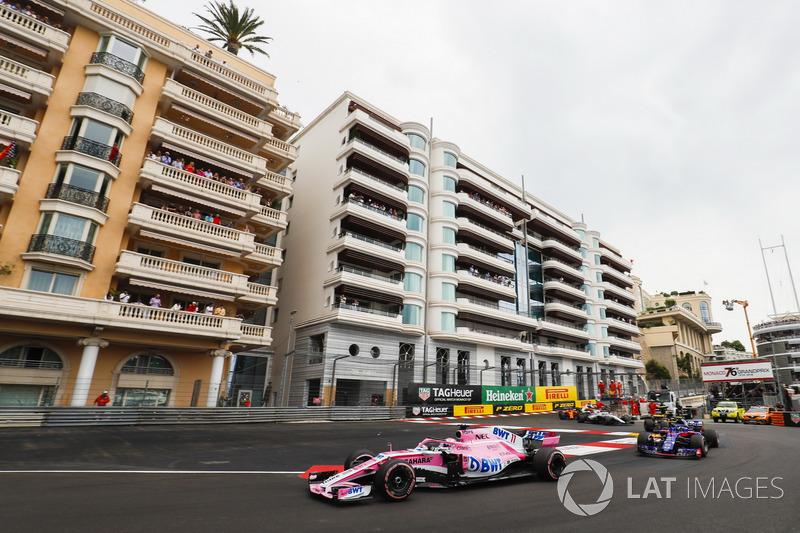 12. Sergio Perez, Force India VJM11