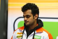 Vafi Khan, proprietario del team NRT
