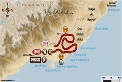 Stage 2: Pisco - Pisco