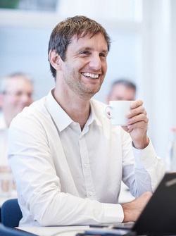 Pascal Derron, CEO of Swiss E-Prix Operations AG promotion company