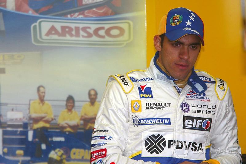 Pastor Maldonado (2005-2006)