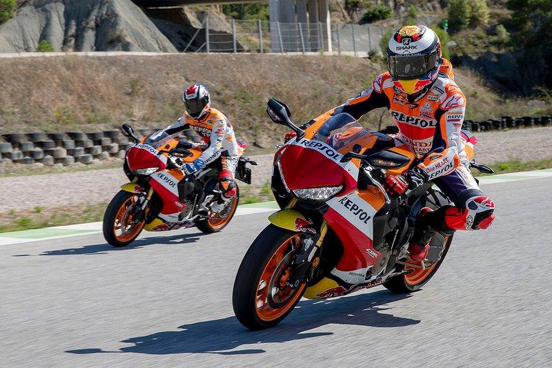 Jorge Lorenzo ile Alex Crivillé