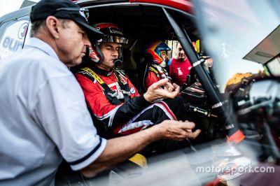 Alonso Toyota test Saoedi-Arabië