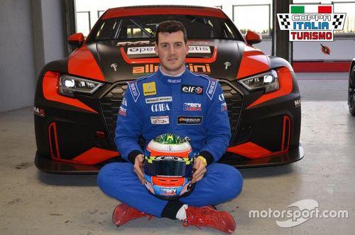 Annuncio Edoardo Barbolini - BF Motorsport
