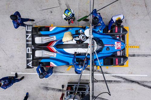 Presentación Alpine LMP1