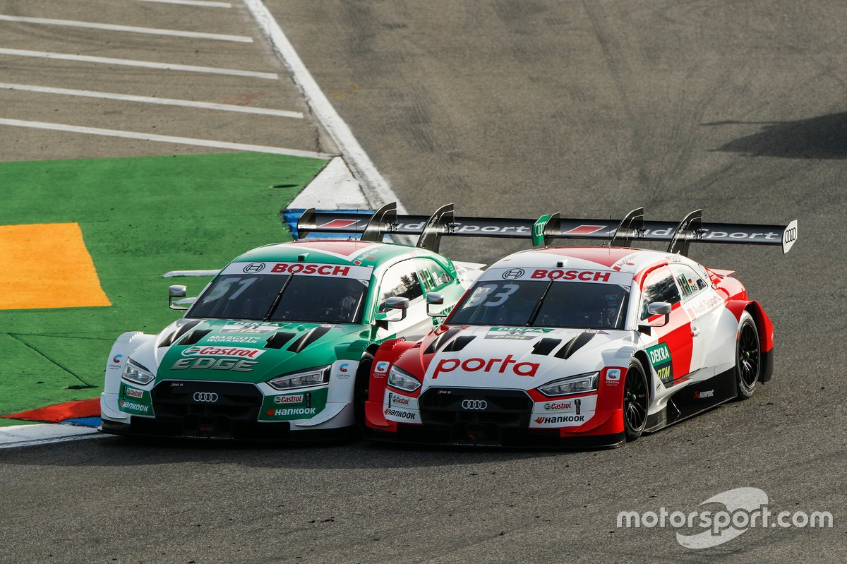 Nico Muller, Audi Sport Team Abt Sportsline, Audi RS 5 DTM, Rene Rast, Audi Sport Team Rosberg, Audi RS 5 DTM