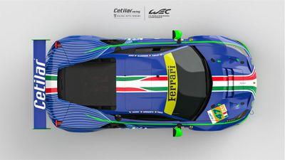 Cetilar Racing lansmanı