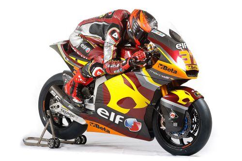 Marc VDS Racing Team, presentación equipo